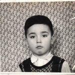 Снимка на Веселин Маринов от детските му години взриви нета